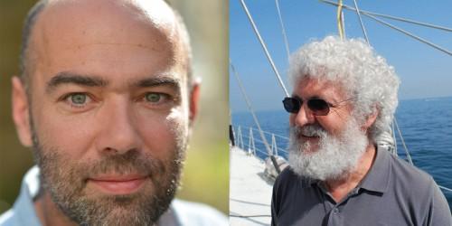 Sébastien Colin et Eric Karsenti, coordinateurs du groupe de travail Imagerie